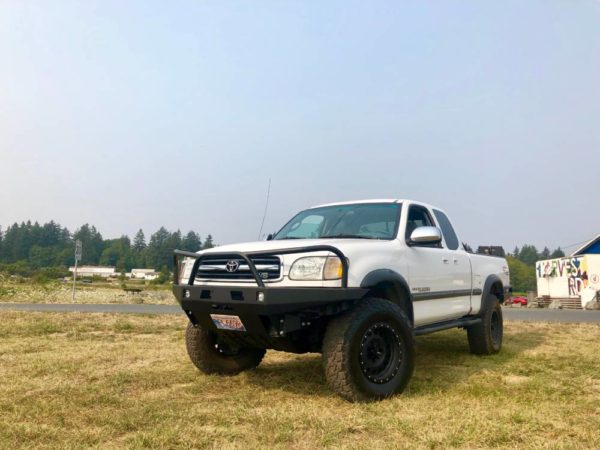 1st Gen Tundra  Sequoia High Clearance Front Bumper Kit