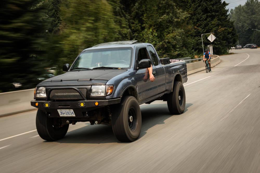Toyota Tacoma Front Bumper >> 1st Gen Tacoma High Clearance Front Bumper Kit - Coastal ...