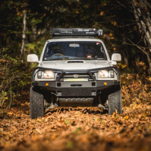 "Clearing 35"" Tires at any Ride Height - Coastal Offroad"