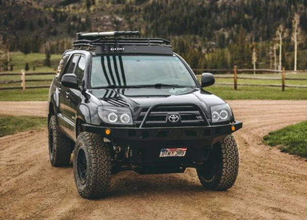 4runner bumper 4th gen front offroad clearance coastal kit