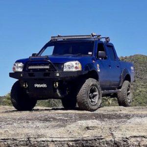 1997-2004 Frontier