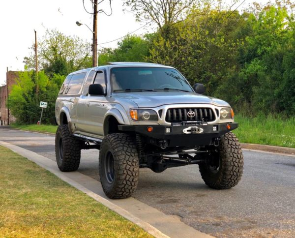 Nissan Frontier Off Road >> 1st Gen Tacoma High Clearance Front Bumper Kit - Coastal ...