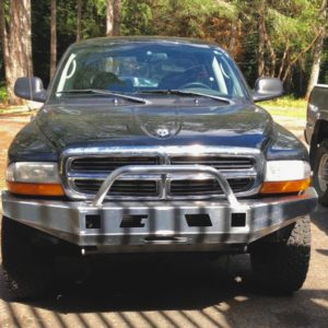 2nd Gen Dakota/Durango High Clearance Front Bumper Kit