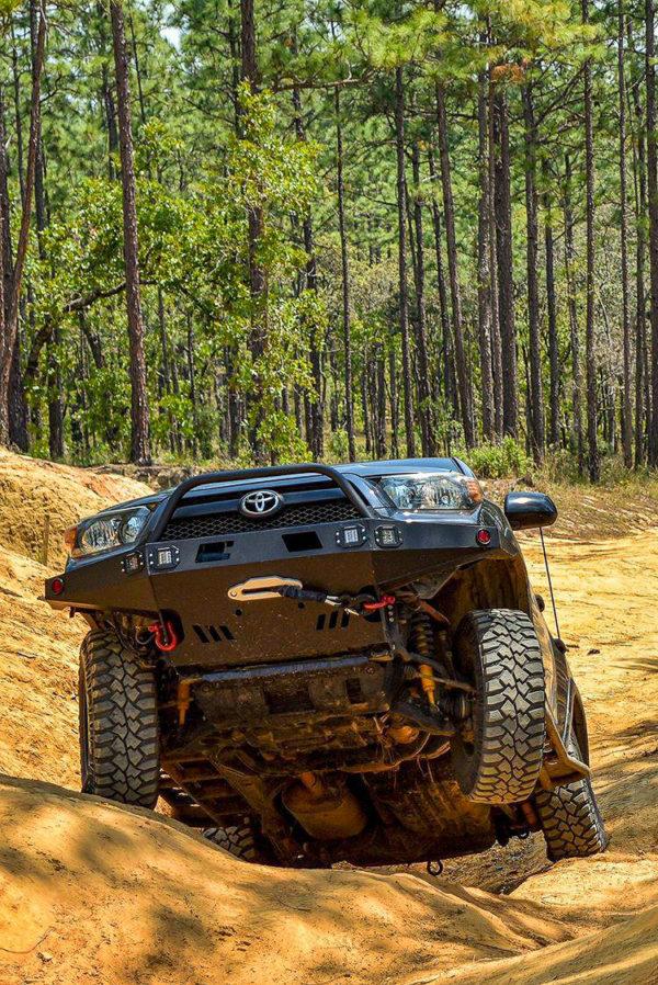 2010-2013 5th Gen 4Runner Front Bumper Kit
