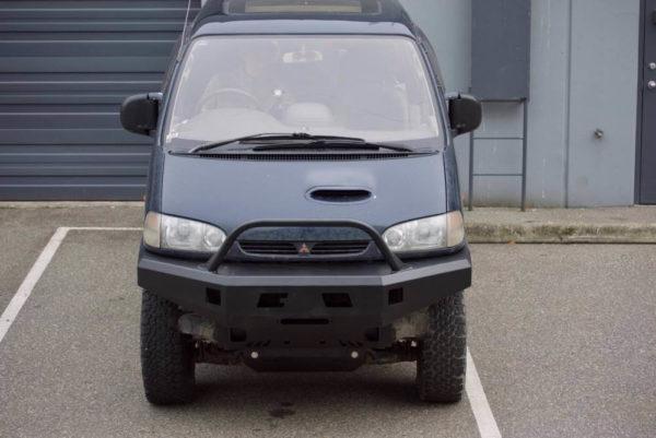Front Bumper Delica L400 S1