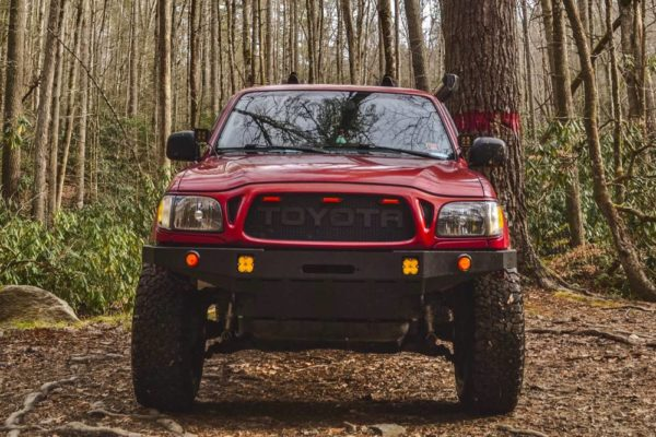 1st Gen Toyota Tacoma High Clearance Front Bumper Kit