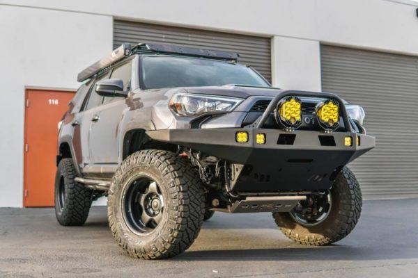 2014-2020 5th Gen 4Runner Front Bumper Kit
