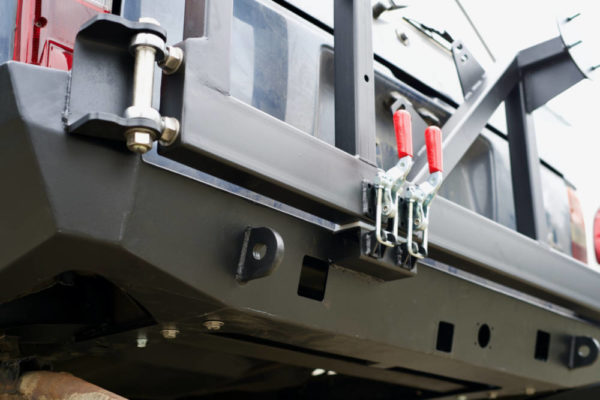 Swing Out Carrier Systems