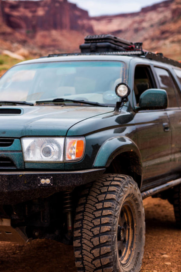 3rd Gen 4Runner Closed Top Front Bumper Kit