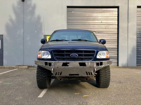 10th Gen F-150 High Clearance Front Bumper Kit