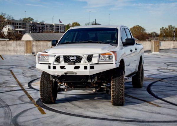 2004-2015 Nissan Titan Front Bumper Kit