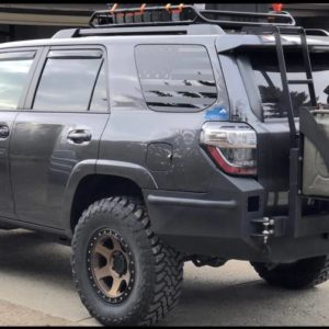 5th Gen 4Runner Full Height Rear Plate Bumper Kit