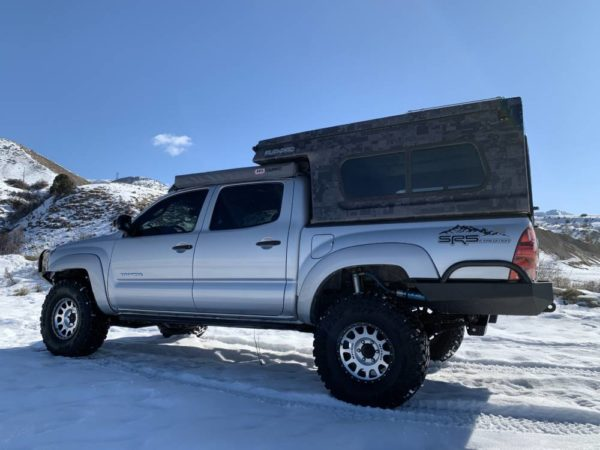 2nd Gen Tacoma High Clearance Rear Bumper Kit