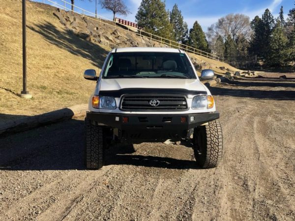 1st Gen Tundra/Sequoia High Clearance Front Bumper Kit