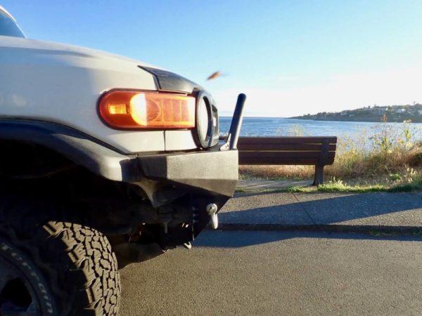 FJ Cruiser High Clearace Front Bumper Kit