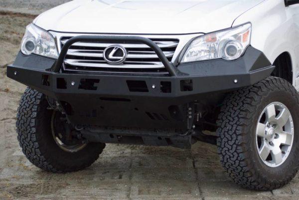 Lexus GX460 High Clearance Front Bumper Kit