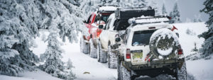 The 10 Best Off Road Winter Driving Trails in Canada