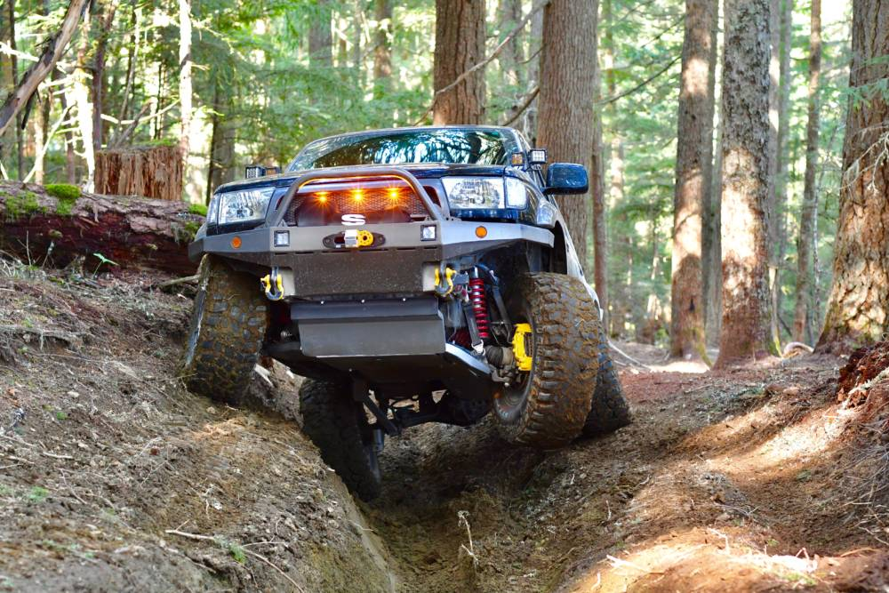 The Best Toyota 4Runner 1995 Off Road