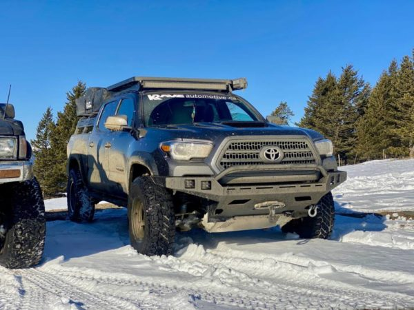 3rd Gen Tacoma High Clearance Front Bumper Kit