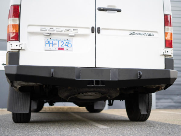 1st Generation Mercedes Sprinter Rear Bumper Kit 04