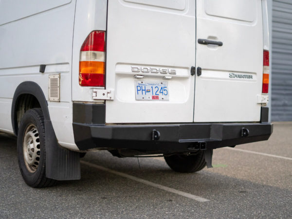 1st Generation Mercedes Sprinter Rear Bumper Kit 12