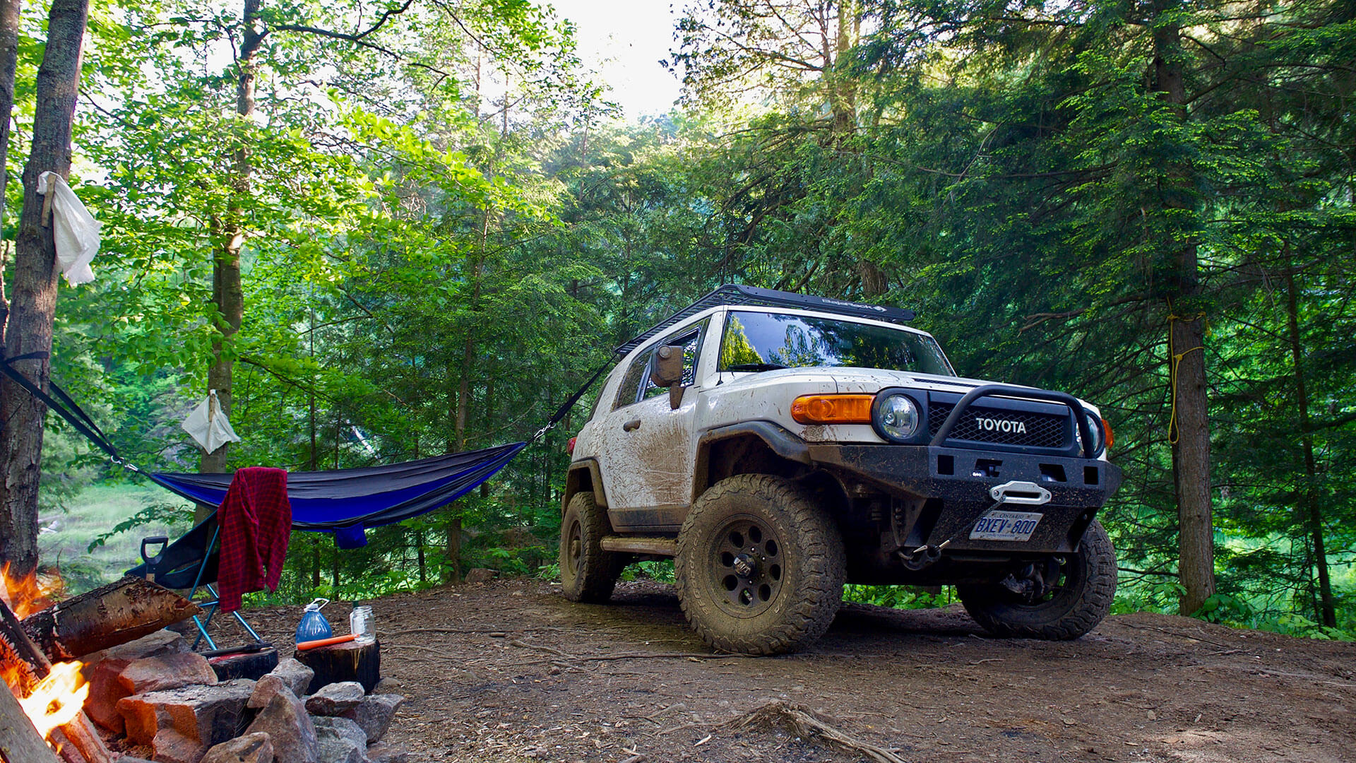 Coastal Offroad Epic Overland Expedition