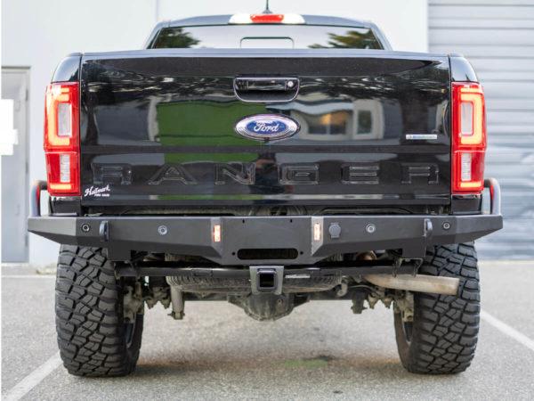 2019+ Ford Ranger High Clearance Rear Bumper Kit