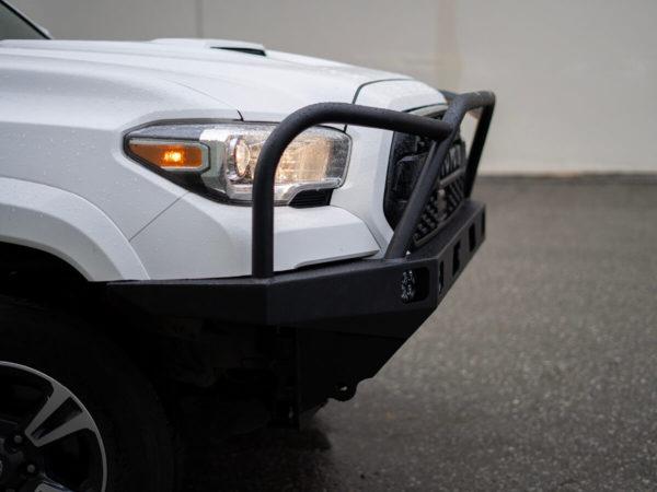 3rd Gen Tacoma Flat Top Front Bumper Kit