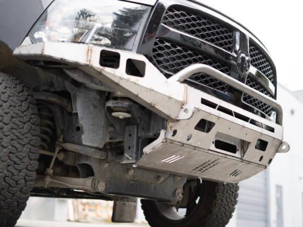 4th Gen Dodge Ram 1500 Front Bumper Kit
