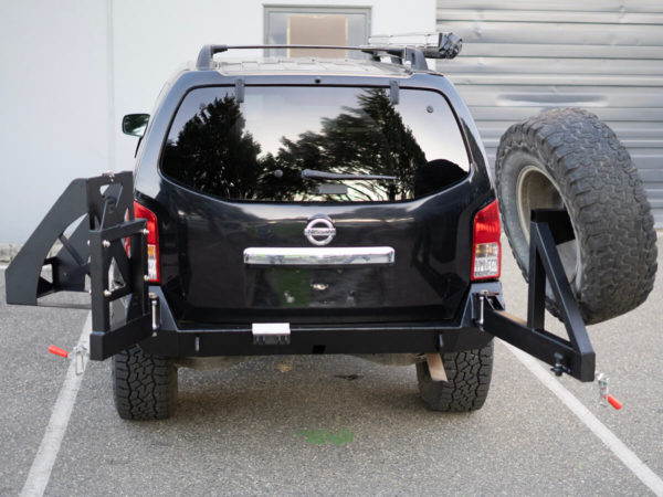 R51 Nissan Pathfinder High Clearance Rear Bumper Kit 02