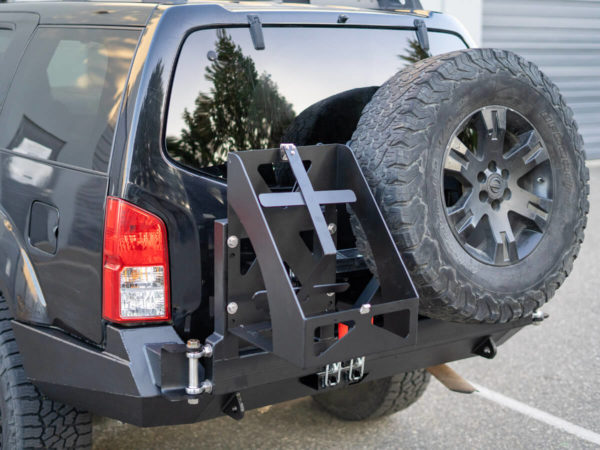 R51 Nissan Pathfinder High Clearance Rear Bumper Kit 03