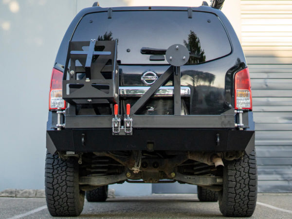R51 Nissan Pathfinder High Clearance Rear Bumper Kit 10