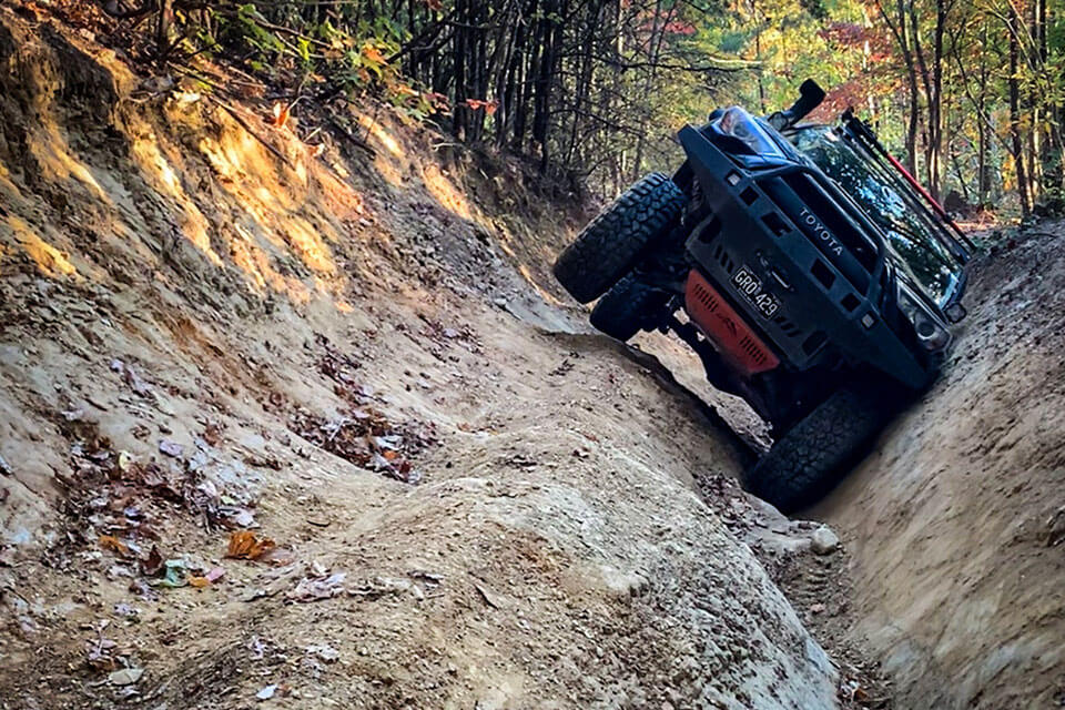 What Are the Essential Off Road Equipment