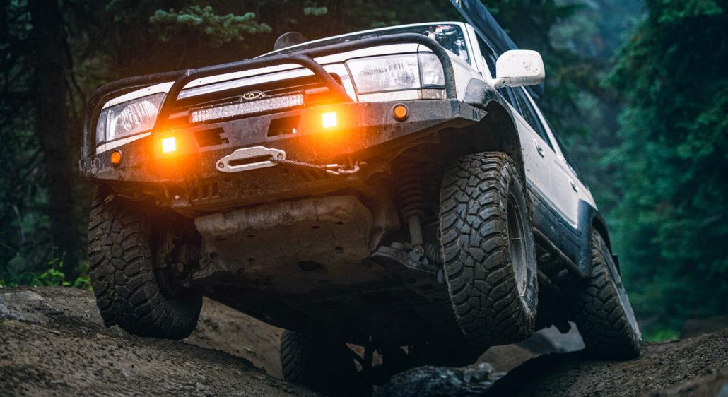 Toyota 3rd gen 4runner