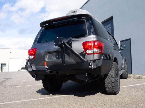 1st Gen Sequoia High Clearance Rear Bumper Kit