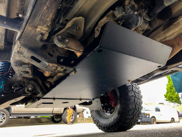 2nd Gen Tacoma Extreme Clearance Plate Bumper Kit